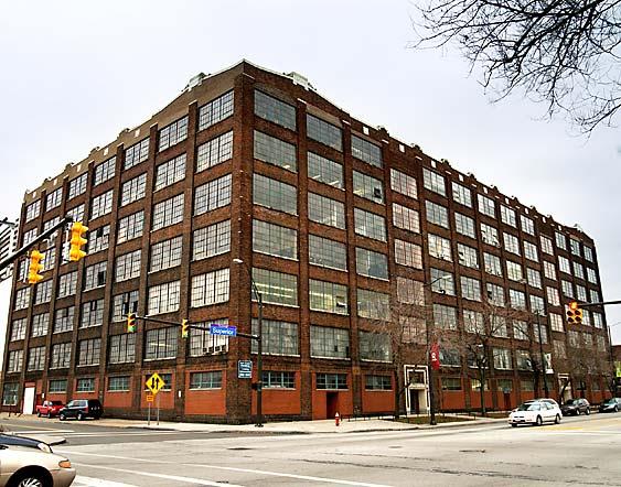 Roy Group Artcraft Building